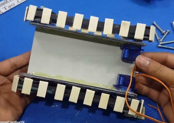 Машинка на дистанционном управлении своими руками