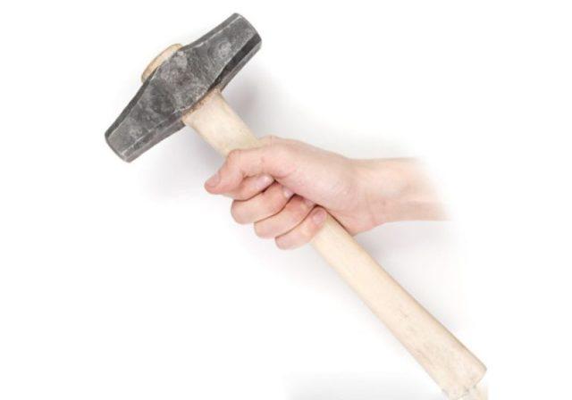 Мягкий молоток своими руками