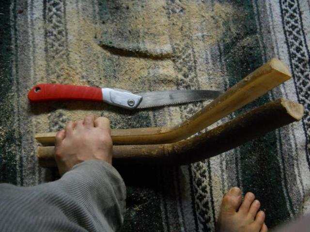 Охотничий бумеранг своими руками