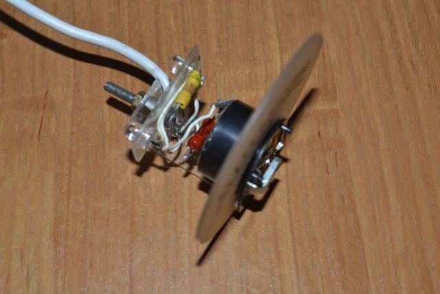 Стрелочный индикатор уровня звукового сигнала своими руками