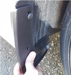 Как сделать автомобильные брызговики своими руками