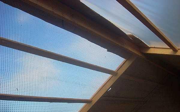 Курятник на даче своими руками