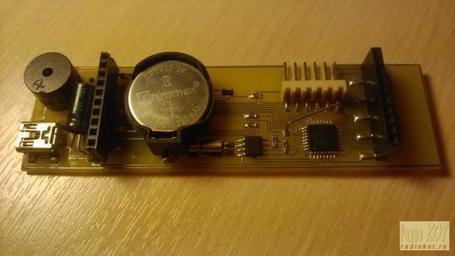 Как сделать своими руками таймер из электронных часов
