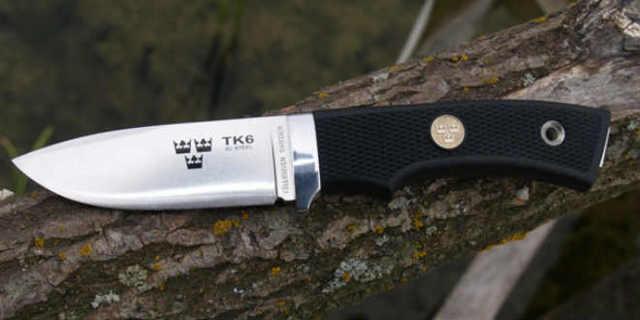 Нож для охоты или туризма своими руками