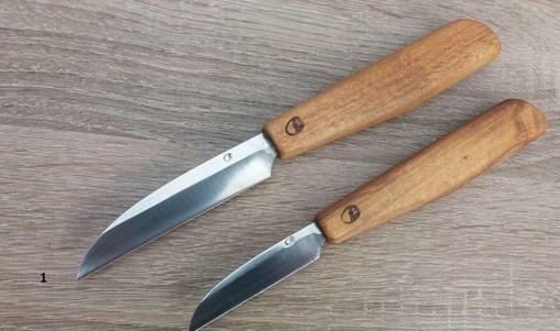 Нож для резьбы по дереву из старого сверла своими руками