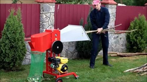 Машина для заготовки дров своими руками