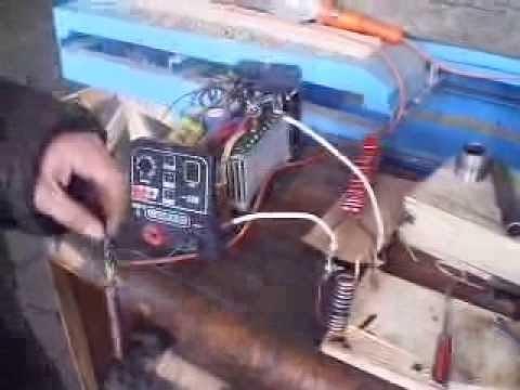 Точечный сварочный аппарат своими руками