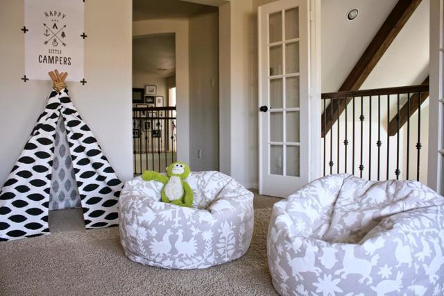 Кресло-мешок для отдыха своими руками