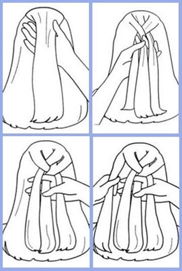 Кованый «колосок» или «косичка» своими руками
