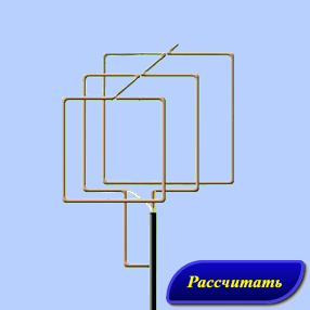 Пассивная антенна для цифрового тв своими руками