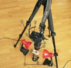 Как сделать микроскоп из веб камеры своими руками