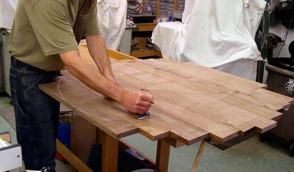 Идея простого столика своими руками