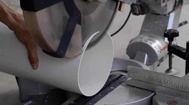 «Безлопастной» вентилятор (со спрятанными лопастями) из картона своими руками