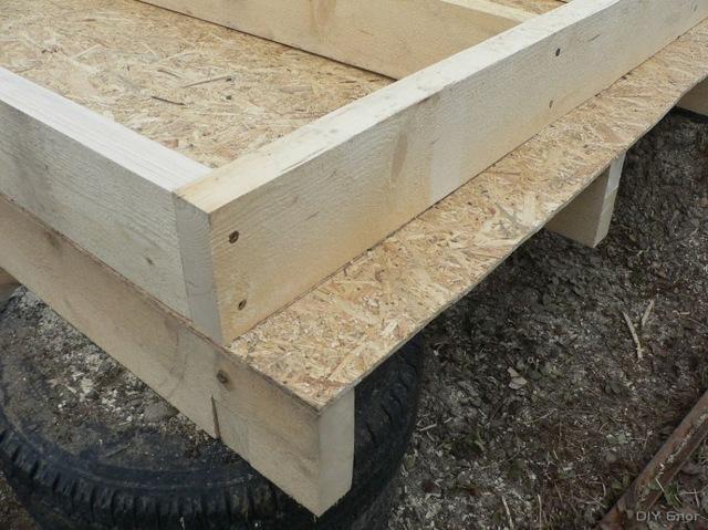 Строим сарай-мастерскую своими руками