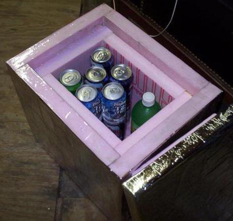 Делаем холодильные пакеты своими руками