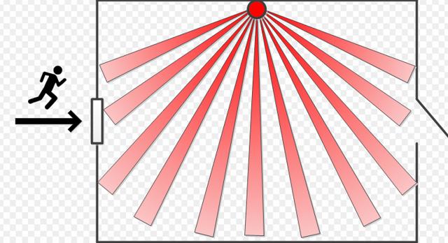 Инфракрасный датчик пересечения луча своими руками
