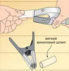 Резак для круглых шкантов своими руками