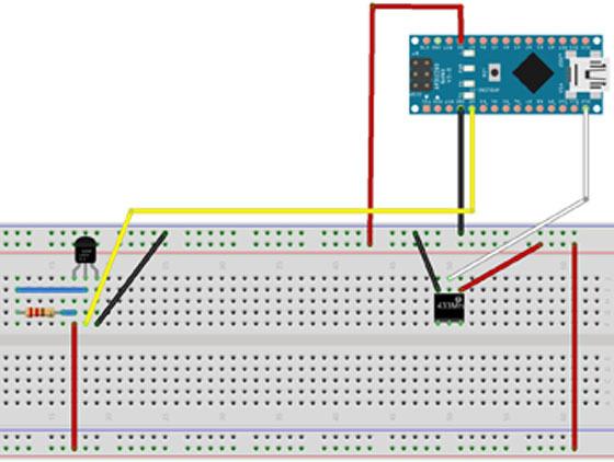 Погодная станция на arduino своими руками