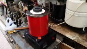 Как сделать индукционную плиту своими руками