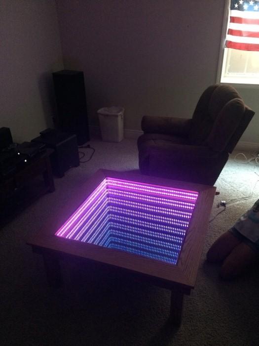 Доски для игры в корнхол со светодиодной подсветкой своими руками