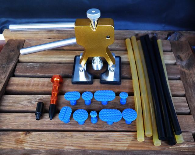 Инструмент для удаления вмятин из рулевой тяги своими руками
