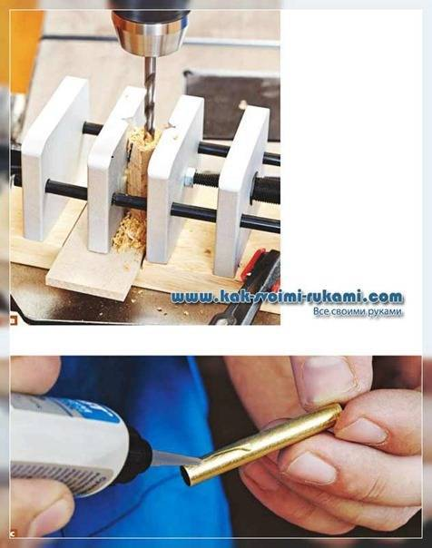 Пишущая ручка из дерева своими руками