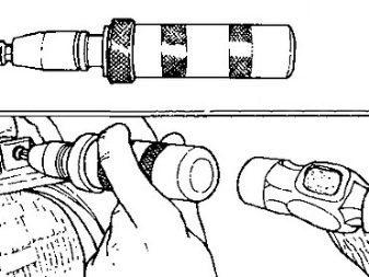 Ударно-поворотный ключ своими руками
