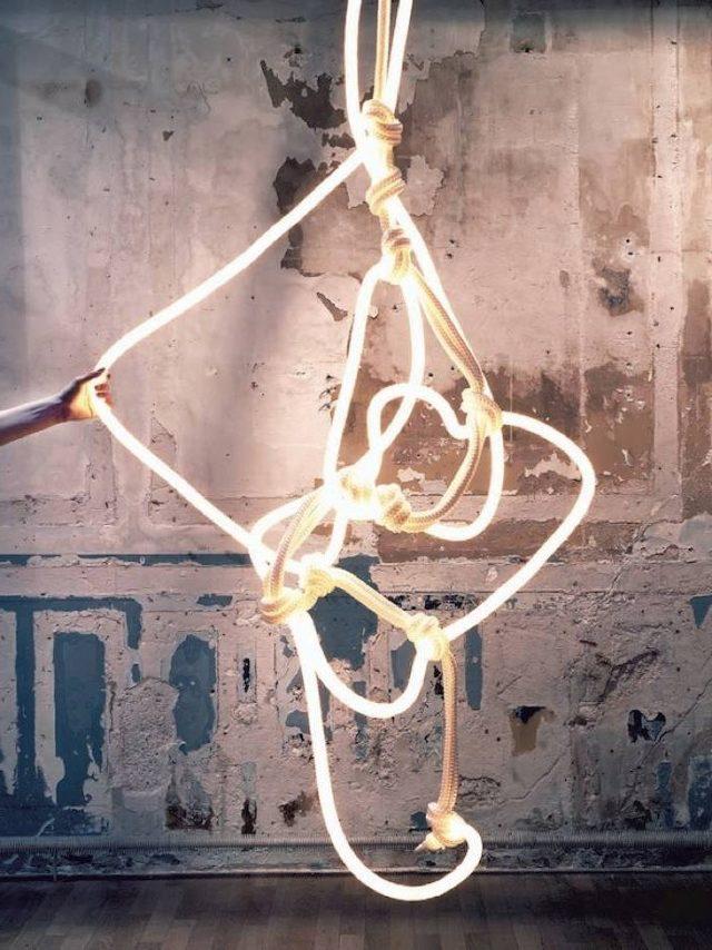 usb торшер из светодиодной ленты своими руками