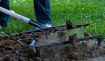 Скоростная лопата своими руками