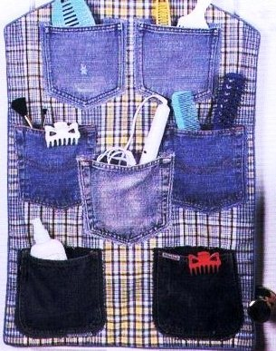 Удобный кармашек для пуль своими руками