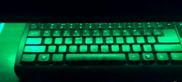 Светодиодный usb фонарик - подсветка для клавиатуры своими руками