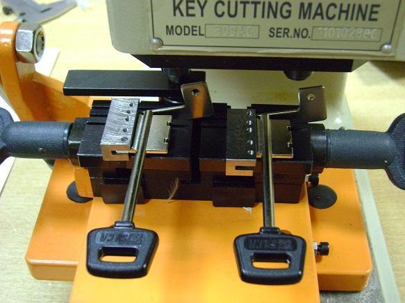 Изготовление ключа своими руками