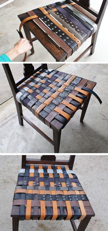 Необычный барный стульчик - своими руками