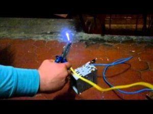 Мощный электромагнит из трансформаторов от микроволновки своими руками