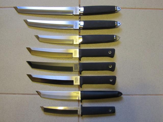 Небольшой нож танто своими руками
