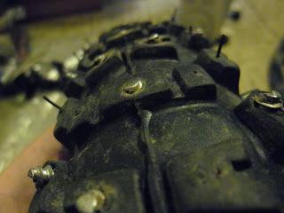 Шиповка покрышек велосипеда своими руками