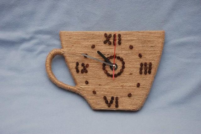Часы с оригинальным циферблатом своими руками