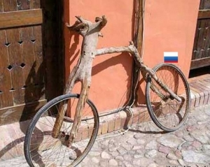 Велосипедный прицеп, сделанный своими руками, без применения сварки