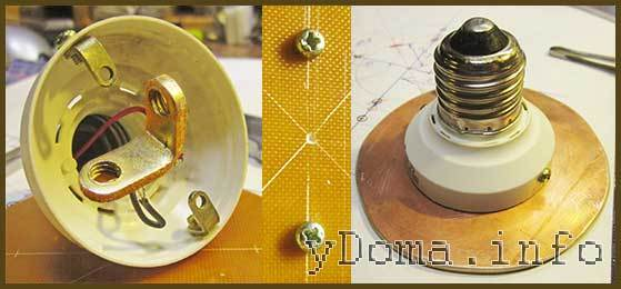 Отличный подарок или как сделать светодиодную лампу своими руками