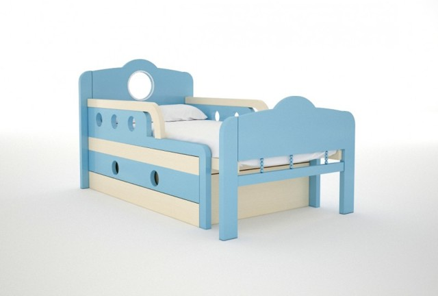 Раздвижная кровать своими руками