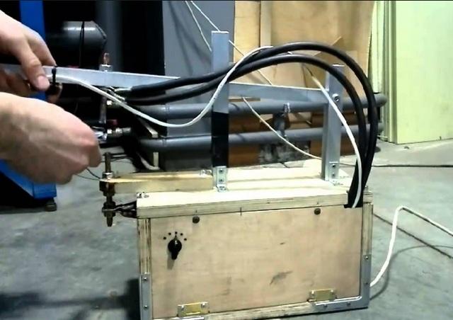 Легкий и мощный инвертор для контактной сварки своими руками
