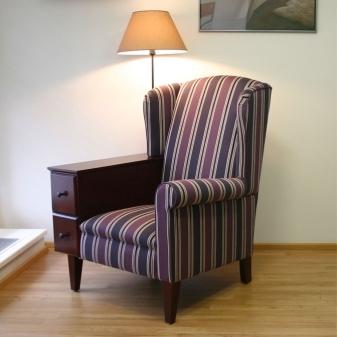 Сделай сам кресло из камня своими руками