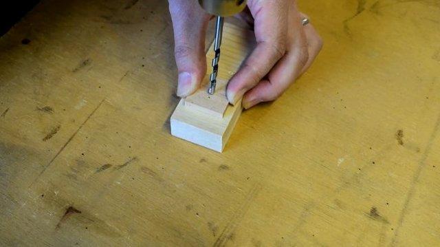 Ножная педаль для фотографа своими руками