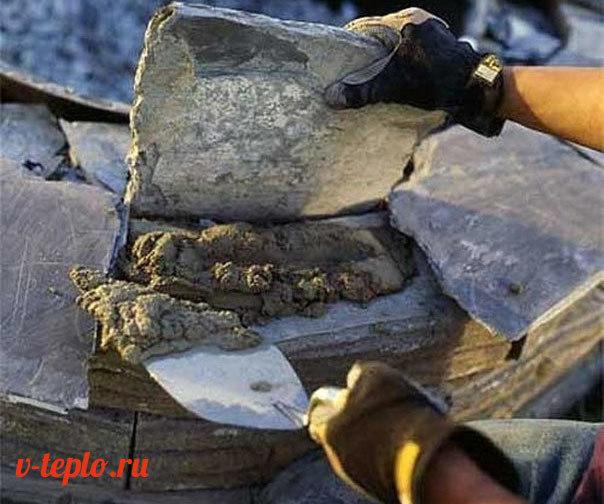 Место для костра из металла своими руками