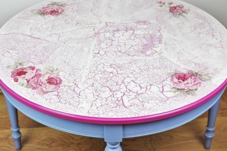 Уникальный круглый стол своими руками