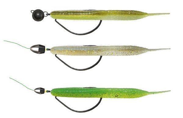 Как сделать ушастые грузила для ловли судака своими руками