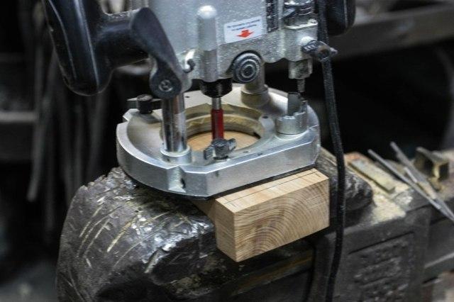 Деревянный корпус для наручных часов своими руками