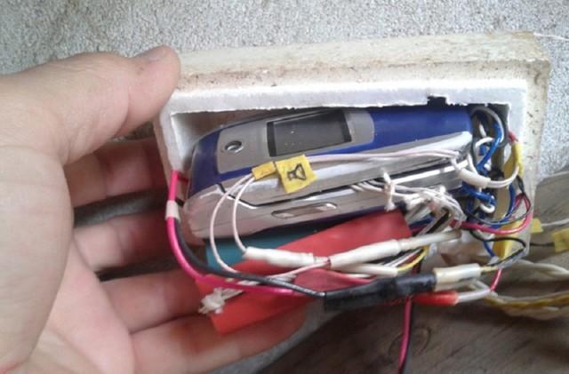 Самодельная сигнализация для дачи, гаража. Своими руками из nokia 3310 diy