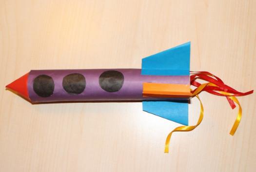 Делаем ракетницу и ракеты к ней своими руками