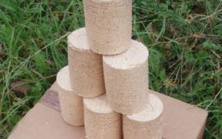 Делаем биотопливо из бумаги и опилок своими руками
